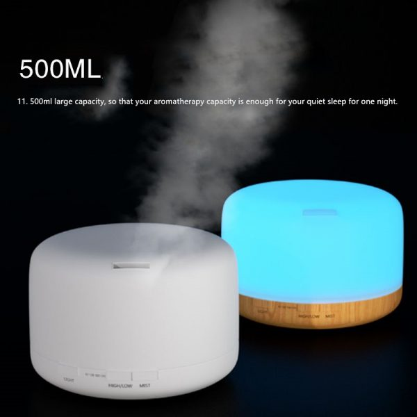 Essential Oil Diffuser BLE Aromatherapy