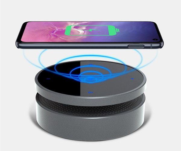 Bluetooth Portable Speakers EF200 Wireless Charging A