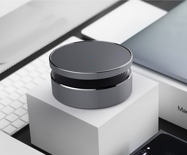 Bluetooth Portable Speakers Packaging A