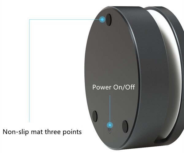 Bluetooth Portable Speakers Power Switch A