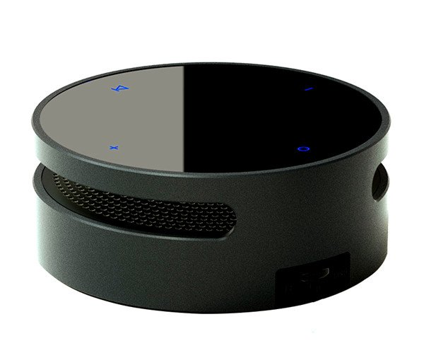 Bluetooth Portable Speakers Smart Touch Panel