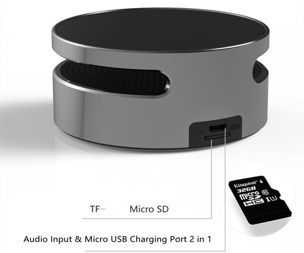 Bluetooth Portable Speakers TF A