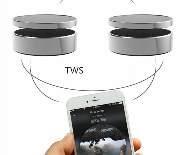 Bluetooth Portable Speakers TWS A